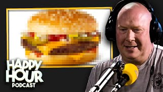 Blue Van Man Reviews 'The Dudley - Maate Burger'