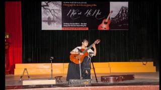 Guitar Cổ Điển | Bài Ca Hy Vọng ( Văn Ký ) - Thùy Dương