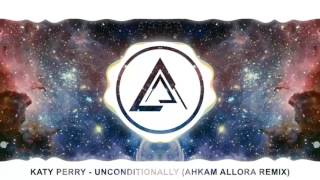 Katy perry - unconditionally (ahkam allora remix) audio spectrum visualizer
