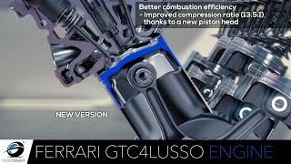 Ferrari GTC4LUSSO | Focus Tecnico sul MOTORE V12