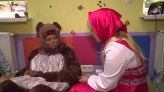 видео Игровая программа для детей «В гостях у Радуги»