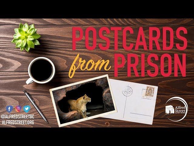 "July 16, 2019 | Bible Study | ""Postcards From Prison"" | Rev. Dr. Howard-John Wesley"