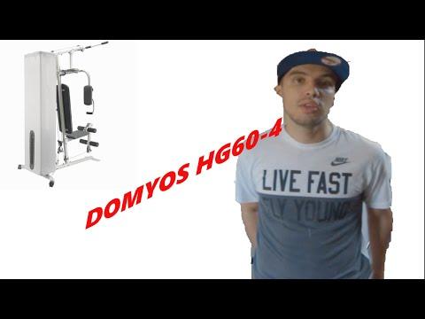 Domyos hg 60 3 - Notice de montage banc de musculation domyos hg050 ...