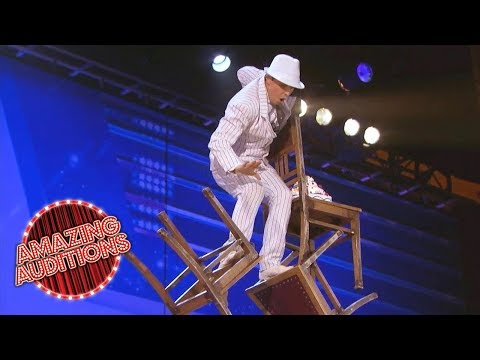 Americas Got Talent 2017 - Most Dangerous Acts of the Year - Part 2
