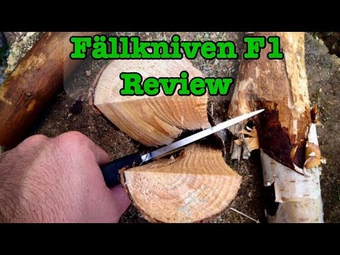Fallkniven F1 Review & Demonstration- LONG TERM USE