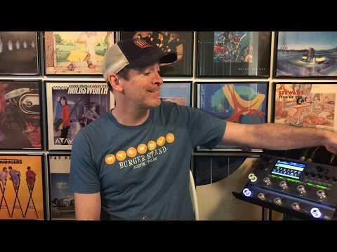 Mooer GE300 - NAMM Show Tiny-Tune #4 by Scott's Digital Guitar