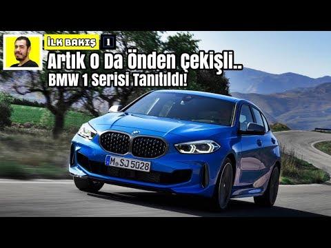 Artık O Da Önden Çekişli.. | BMW 1 Serisi Tanıtıldı! | İlk Bakış