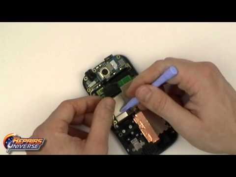 HTC MyTouch 4G Slide Screen Replacement Repair Guide