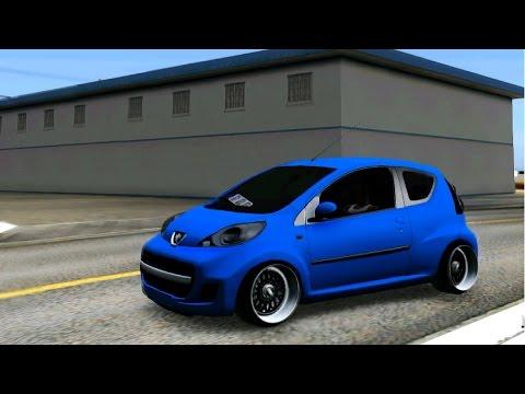 GTA San Andreas - Peugeot 106 EuroLook EnRoMovies