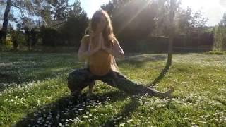 Yoga sur les 4 saisons - Intro série de pratique avec Céline et Kasey