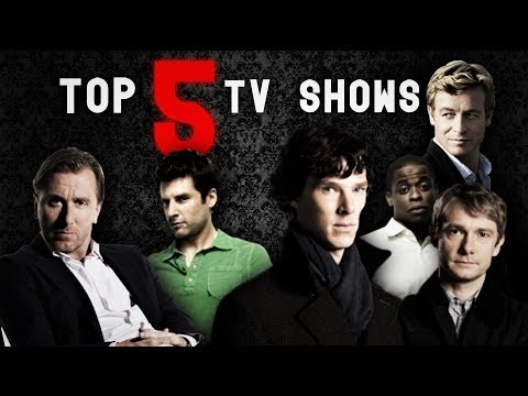 TV SHOWS LIKE SHERLOCK AND THE MENTALIST | And Why I Watch Them