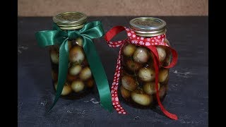 How to make quick pickled shallots