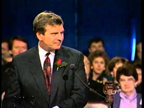 George S. Mickelson Inauguration - 1991