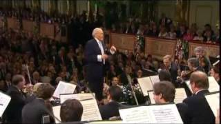Orpheus-Quadrille, Op. 236 (Neujahrskonzert Wien 2008 Prêtre) - the Can-Can part