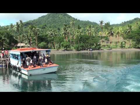 Vanua Levu to Taveuni