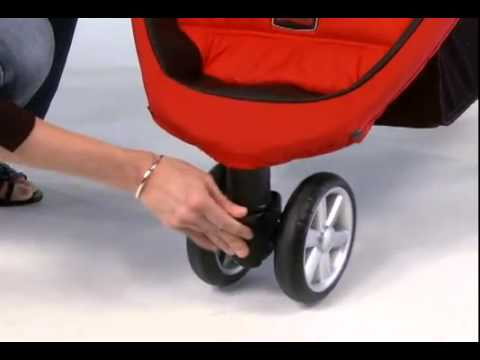 Britax B Agile Stroller Features And Instructions Youtube