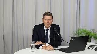 Pauls Calitis I Riga Aviation Forum 2020 |10.09.2020