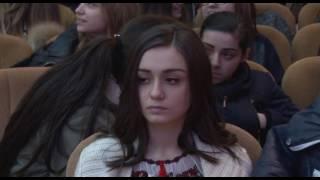 Червона Рута» на польській мові, вражаючі танці,  вірші від студентів та школярів міста