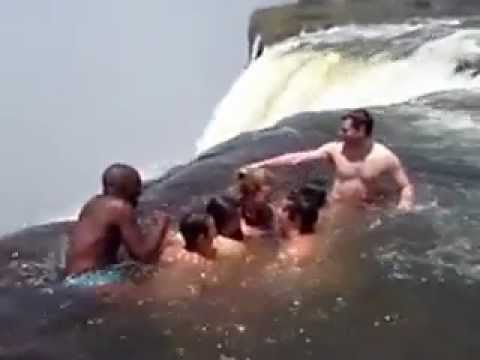 niagara falls swimming