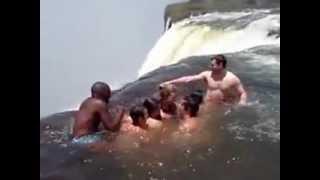 niagara falls swimming