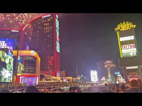 Watch the Biggest Firework Celebration in Las Vegas History! 🎆 (Fourth of July Livestream)