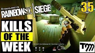 Rainbow Six Siege - Top 10 Kills of the Week #35 (Siege Highlights)