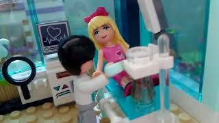 "LEGO Friends 3 ""Stephanie in the hospital. Is she ...?"""