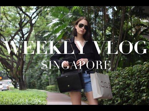 Weekly Vlog | Singapore
