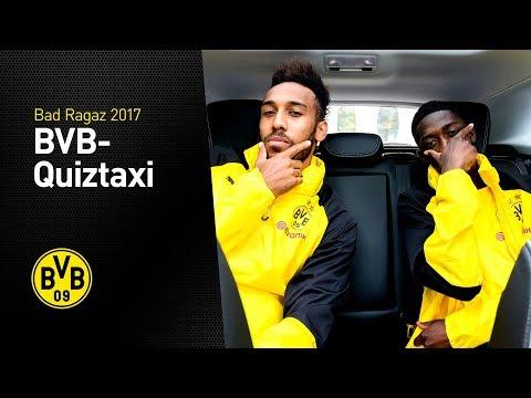 BVB-Quiztaxi in Bad Ragaz - Teil 1 | Bad Ragaz 2017