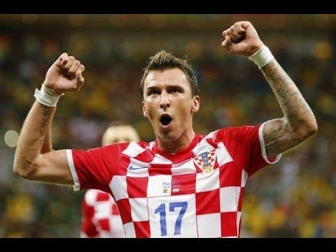 England - Croatia Highlights 1:2 Fifa World Cup Semifinals Soccer | England - Kroatien Highlights