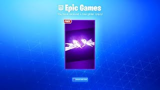 *NEW* FREE GLIDER IN FORTNITE! (Did you get it?)