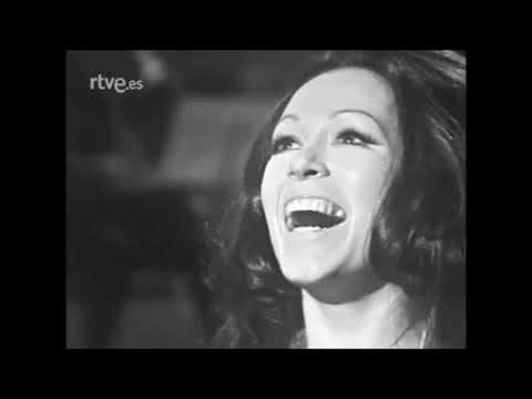1969-Massiel estrella invitada de Galas del Sábado