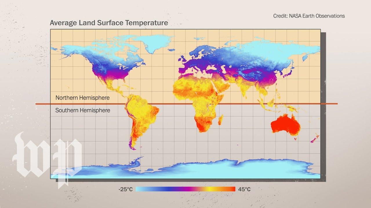 Coronavirus and warm weather: Explaining the potential impact of ...