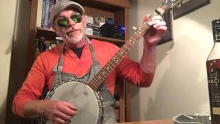 "A cover of The Drifters ""Come on over to my place"" by Danny Peacock and his banjo :-)"