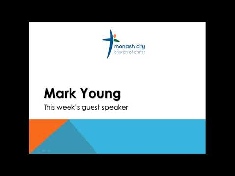 1-9-19 Father's Day sermon - Mark Young