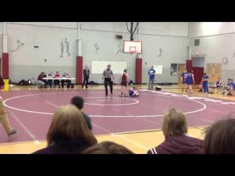 Ellsworth elementary middle school wresteling matches