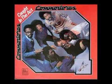 The Commodores - Slippery When Wet mp3 indir