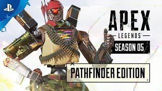 Apex Legends - Pathfinder Edition Trailer   PS4