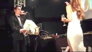 12月17日、東京・渋谷のライブハウスで開かれた、窪塚洋介(36)のデビ...