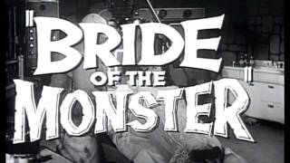 Bride of the Monster (1955) - Trailer