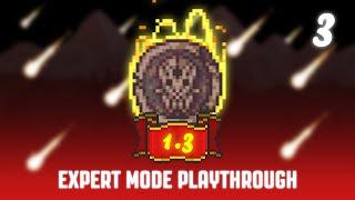 Terraria - [1.3 Expert Mode Playthrough] Yuri's Adventure Part 3: Wall of Flesh