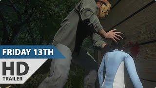 FRIDAY THE 13TH Gameplay Walkthrough (E3 2016)