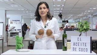 El aceite de coco a examen