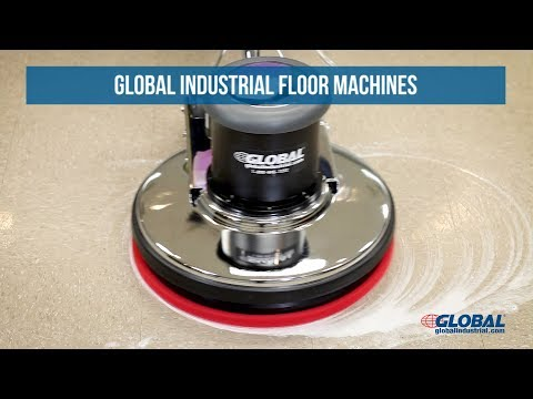 Global Industrial™ Floor Machines