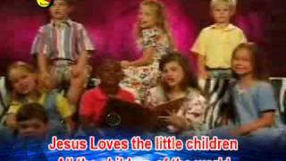 Watch Cedarmont Kids Jesus Loves The Little Children video