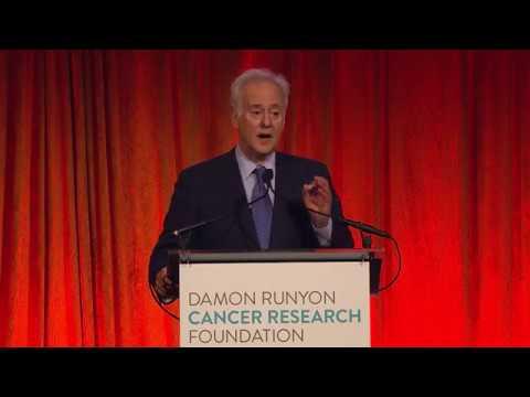 Alan M. Leventhal, Chairman of the Damon Runyon Board