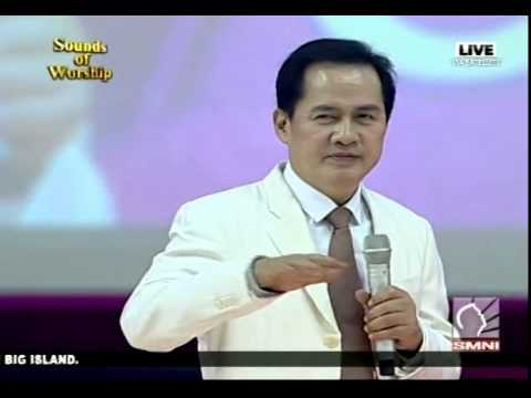 'The Need For Commitment' by Pastor Apollo C. Quiboloy | Sounds of Worship | SMNI