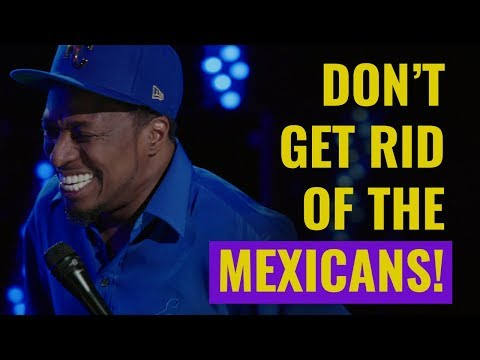 Don't Get Rid of the Mexicans! | Eddie Griffin 2018 | Undeniable Special HD