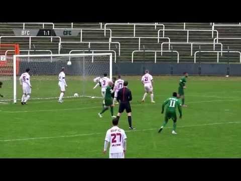 BFC Dynamo - CFC Hertha 06 (3. Runde, Berliner Pokal der 1. Herren 2015/2016) - Spielszenen