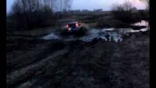 Honda CR-V, Гдето между Юргой и Болотным